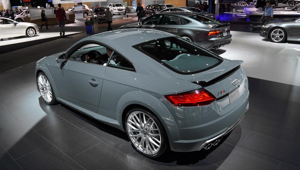 Fourtitude.com - Real World Pics of TTS in Nano Grey from ...